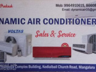 DYNAMIC AIR CONDITIONS