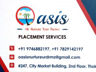 OASIS PLACEMENT SERVICES