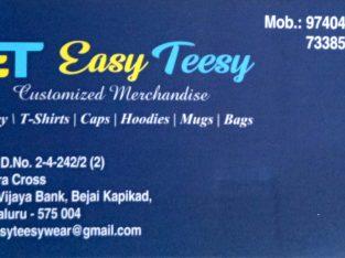 EASY TEESY