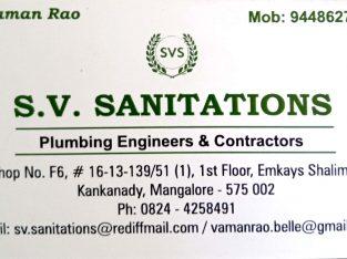 S.V. SANITATIONS