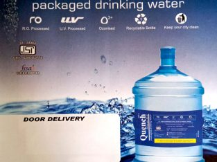 QUENCH (Packaged Drinking Water)