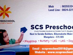 SCS PRE SCHOOL