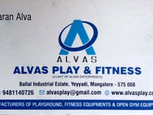 ALVAS PLAY & FITNESS
