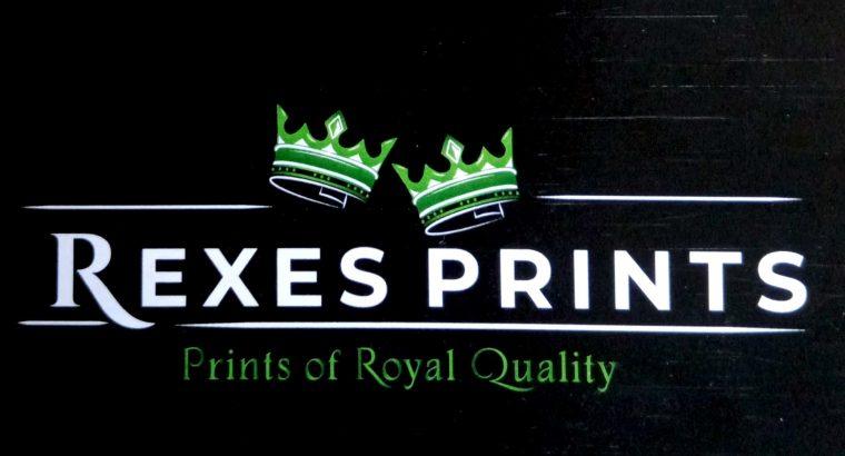 REXES PRINTS