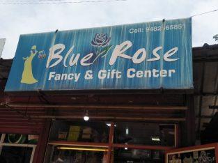 BLUE ROSE FANCY & FOOT WEAR