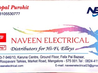 NAVEEN ELECTRICAL