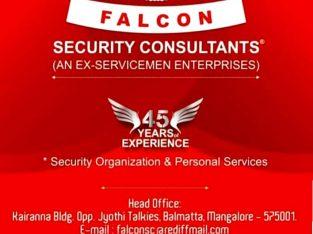 FALCON SECURITY CONSULTANTS