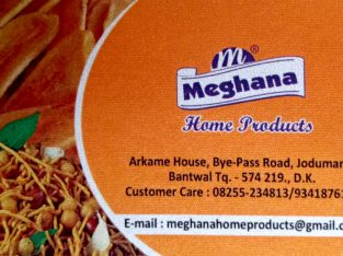 MEGHANA HOME PRODUCTS