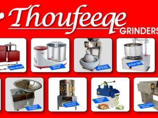 THOUFEEQE GRINDERS