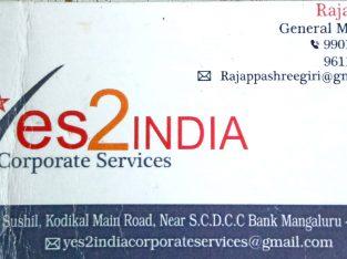YES 2 INDIA