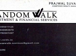 RANDOM WALK ( Investment & Financial Services)