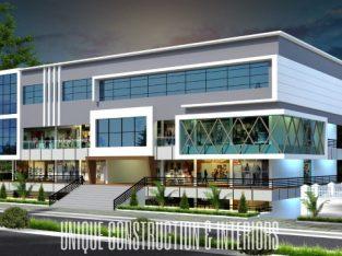 UNIQUE CONSTRUCTION AND INTERIOR DESIGN