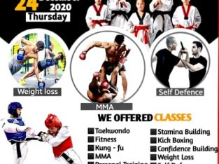 XTREME FITNESS & MARTIAL ART FIGHT CLUB