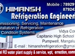 HIMANSH REFRIGERATION ENGINEERING