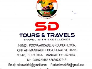 SD TOURS & TRAVELS