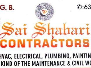 SAI SHABARI CONTRACTORS