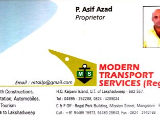 MODERN TRANSPORT SERVICES