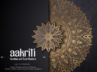 AAKRITI WEDDING AND EVENT PLANNERS