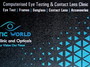 OPTIC WORLD