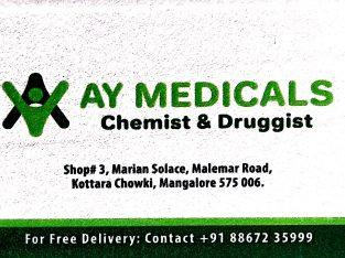 AY MEDICALS