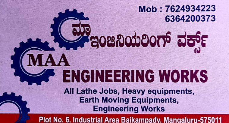 MAA AUTO ENGINEERING WORKS