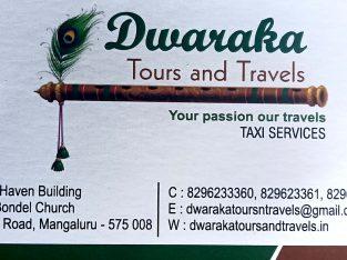 DWARAKA TOURS AND TRAVELS