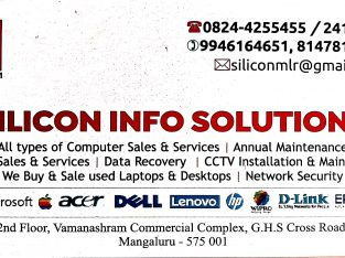 SILICON INFO SOLUTIONS