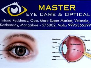 MASTER EYE CARE &OPTICALS