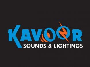 KAVOOR SOUNDS & LIGHTINGS
