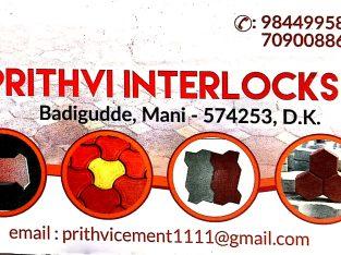 PRITHVI INTERLOCKS