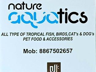 NATURE AQUATICS